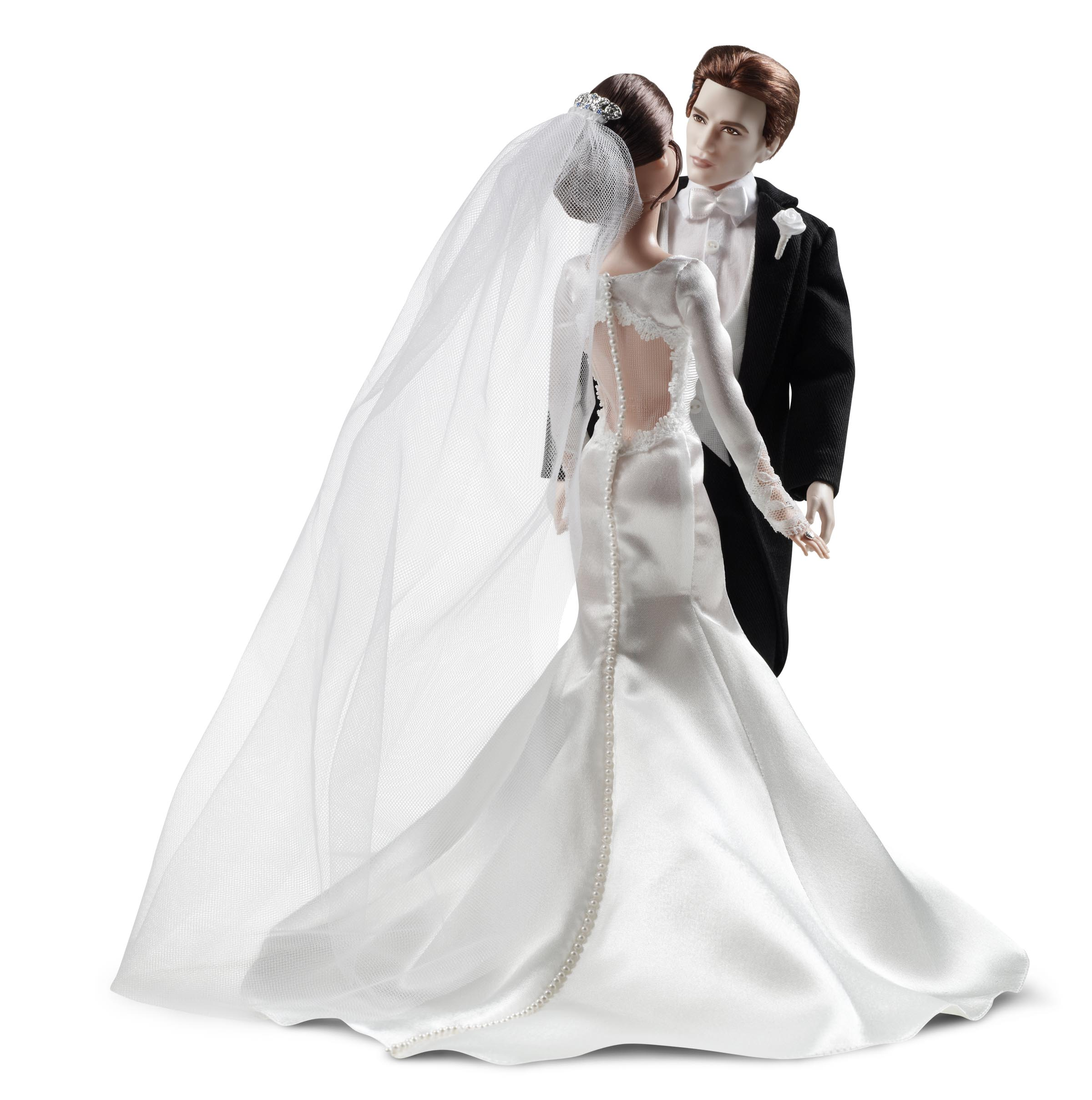 Bella & Edward Wedding Day Barbie - Twilight Series Theories