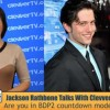 "Jackson Rathbone Talks ""Breaking Dawn Part 2″ with Clevver TV"