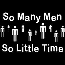 so many men