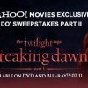 "Yahoo! Movies ""I Do"" Part 2 Sweepstakes!"