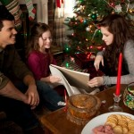 Christmas-Jacob-Bella-Renesmee