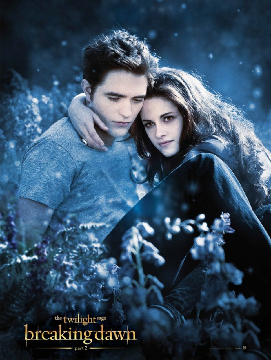 Breaking Dawn Part Extended Edition Amp