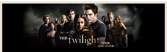 Meet the Cast of Twilight at Hot Topic!