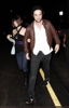 Rob and Ashley out on the town