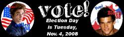 Vote, Vote, Vote!