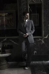 Twilight's Billy Burke on Working with Kristen Stewart, Robert Pattinson and More!