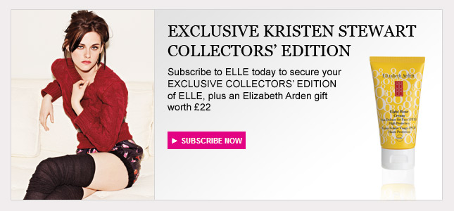 New Pic Of Kristen From Elle UK