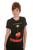 """The Runaways"" T-Shirt Now @ Hot Topic"
