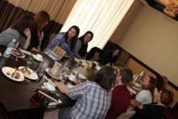 Stephenie Meyer Talks About Bree, Riley, Victoria and Jane...