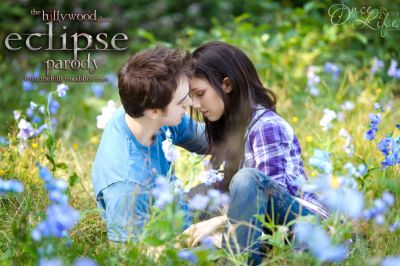 Behind the Scenes of the Hillywood Show's 'Eclipse' Parody
