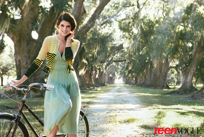 Ashley Greene Covers Teen Vogue + Enter for a Chance to Meet Her!