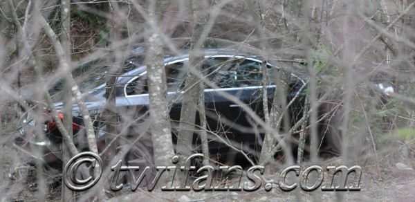 """A Look at Edward's Volvo in """"Breaking Dawn"""""""