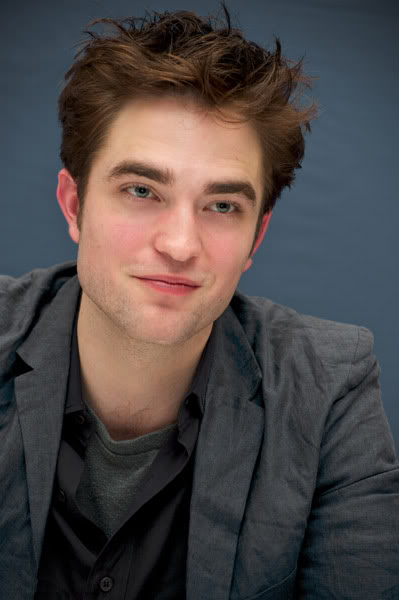 "Rob is ""as curious as any 'Twilight' fan"" about the look of 'Breaking Dawn'"