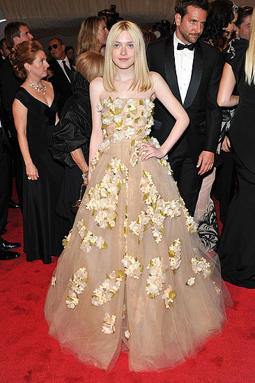 Kristen, Ashley, & Dakota Glam It Up At The Met