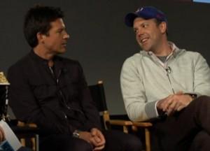 Jason Sudeikis Teaches Jason Bateman about the Eclipse Love Triangle