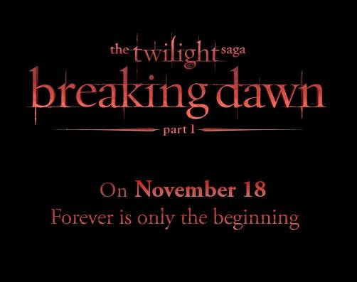 First 'Breaking Dawn' Merchandise Arrives @ Hot Topic