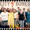 @KallieRoss's City of Bones Set Visit